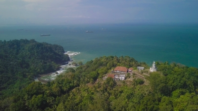 Along the South coast of Java - from Yogya to Pangandaran
