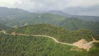 Into the hills of Northern Laos